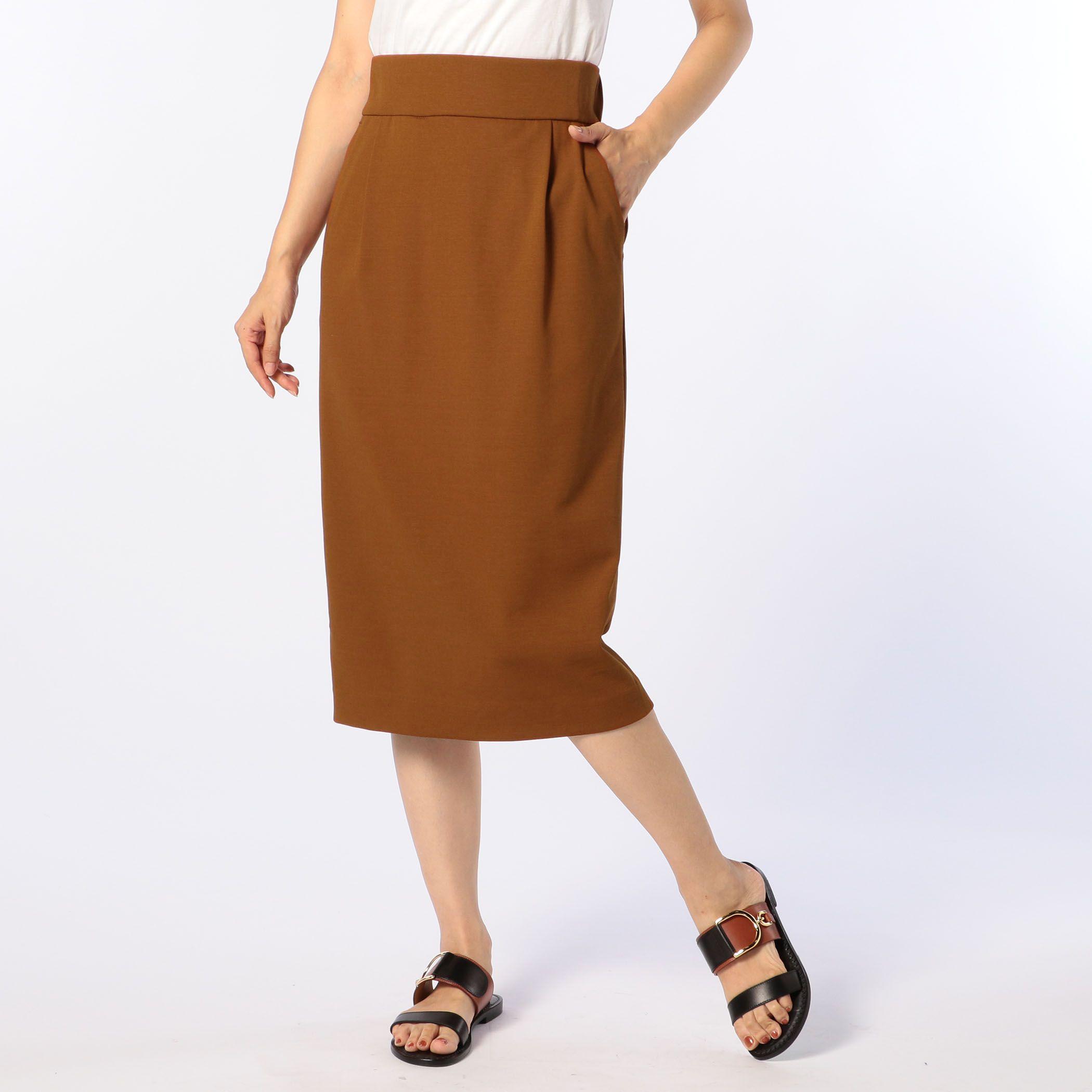 NOLLEY'Sノーリーズ/ポンチタックタイトスカート