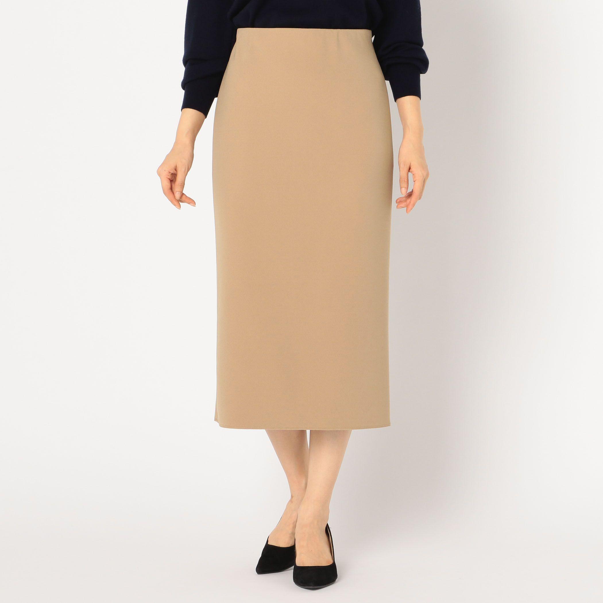 NOLLEY'Ssophiノーリーズソフィー/インゴムロングタイトスカート