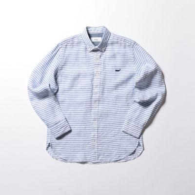 gris Pyrenex homme Karel T-shirt