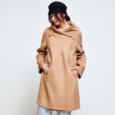 変形リバーコート