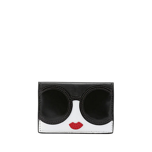 Alice and Olivia/ LEXI STACEFACE CARDCASE/¥12,000円+税