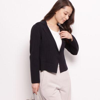 ショートテーラードジャケット