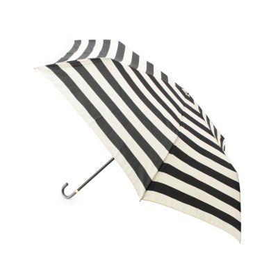ボールドボーダー晴雨兼用折り畳み傘