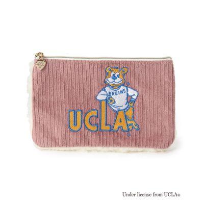 【別注】UCLA コーデュロイポーチ