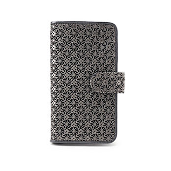 5acd7adb0e7f HIROKO HAYASHI GIRASOLE(ジラソーレ) 手帳型iPhoneケース ¥18,000+税