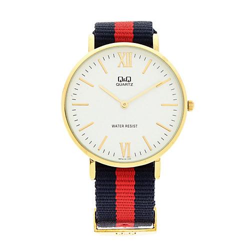 grove/【WEB限定あり】Q&Qセンターラインバンド腕時計/¥2,000+税