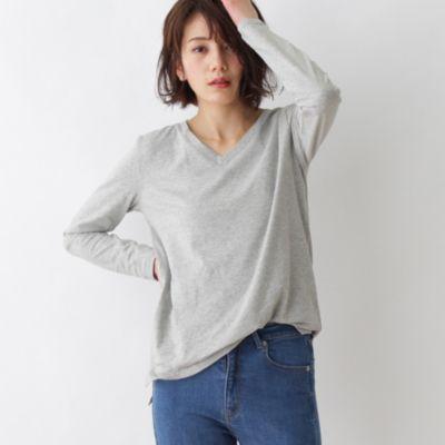 【アルガンオイル配合】USコットン長袖Tシャツ
