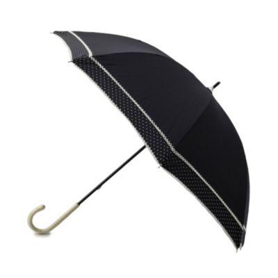 晴雨兼用ドットピコレース長傘