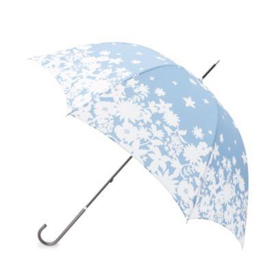 晴雨兼用シルエットフラワー長傘