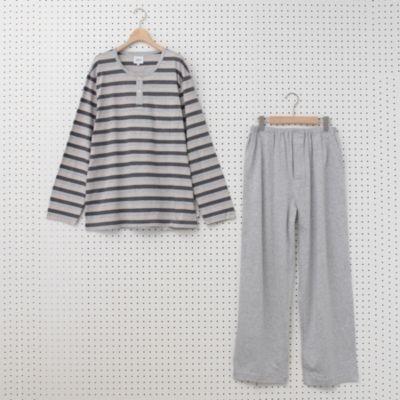 ボーダールームウェア【メンズ ルームウェア パジャマ】