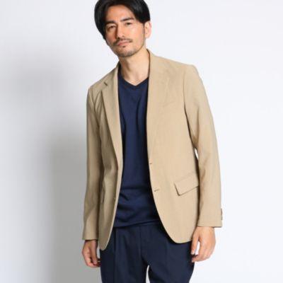 <集英社>【洗える】CS_ハイツイストエバレットジャケット [ メンズ ジャケット ]画像