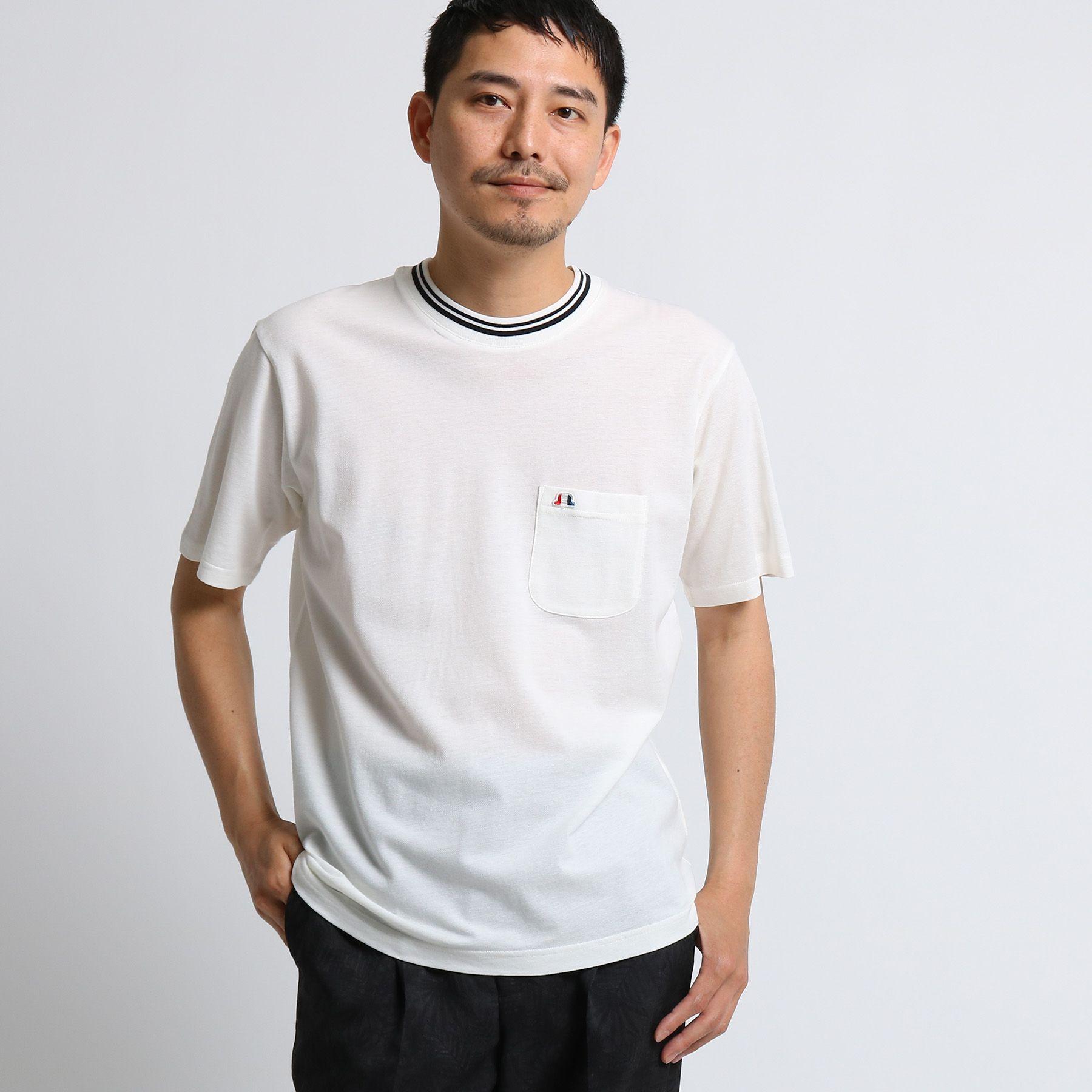 マリンラインTシャツ [ メンズ Tシャツ カットソー ]