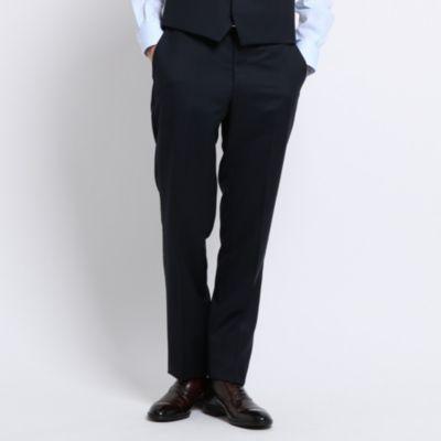 <集英社> サージシングルパンツ[ メンズ スーツ 結婚式 ]画像