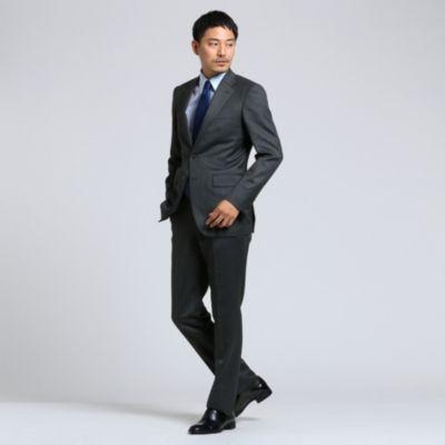 <集英社>【PNJ】紡縞 2Bシングルスーツ[ メンズ スーツ ]画像