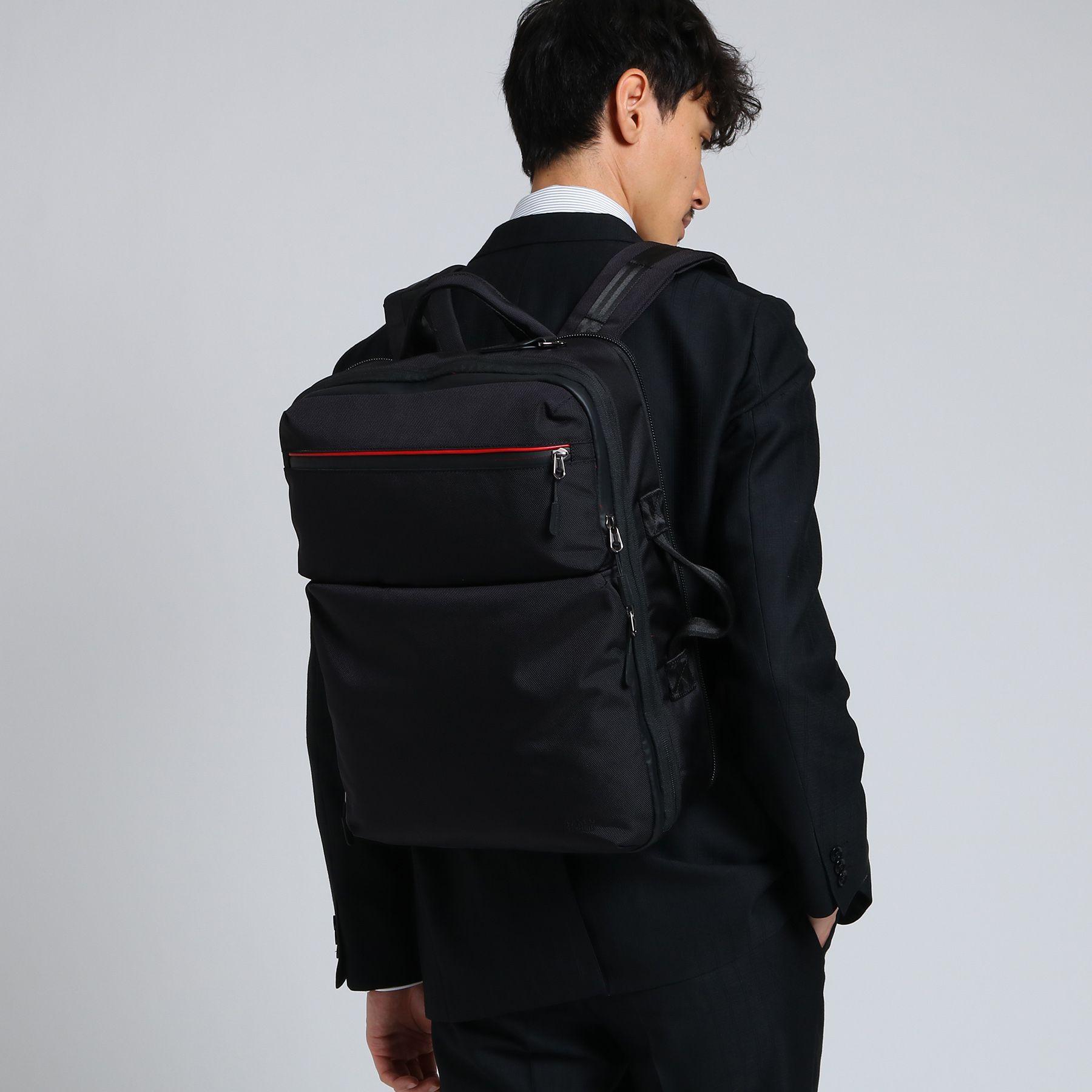 【 BPS 】 3WAYビジネスバッグ [ メンズ バッグ リュック ショルダー ]