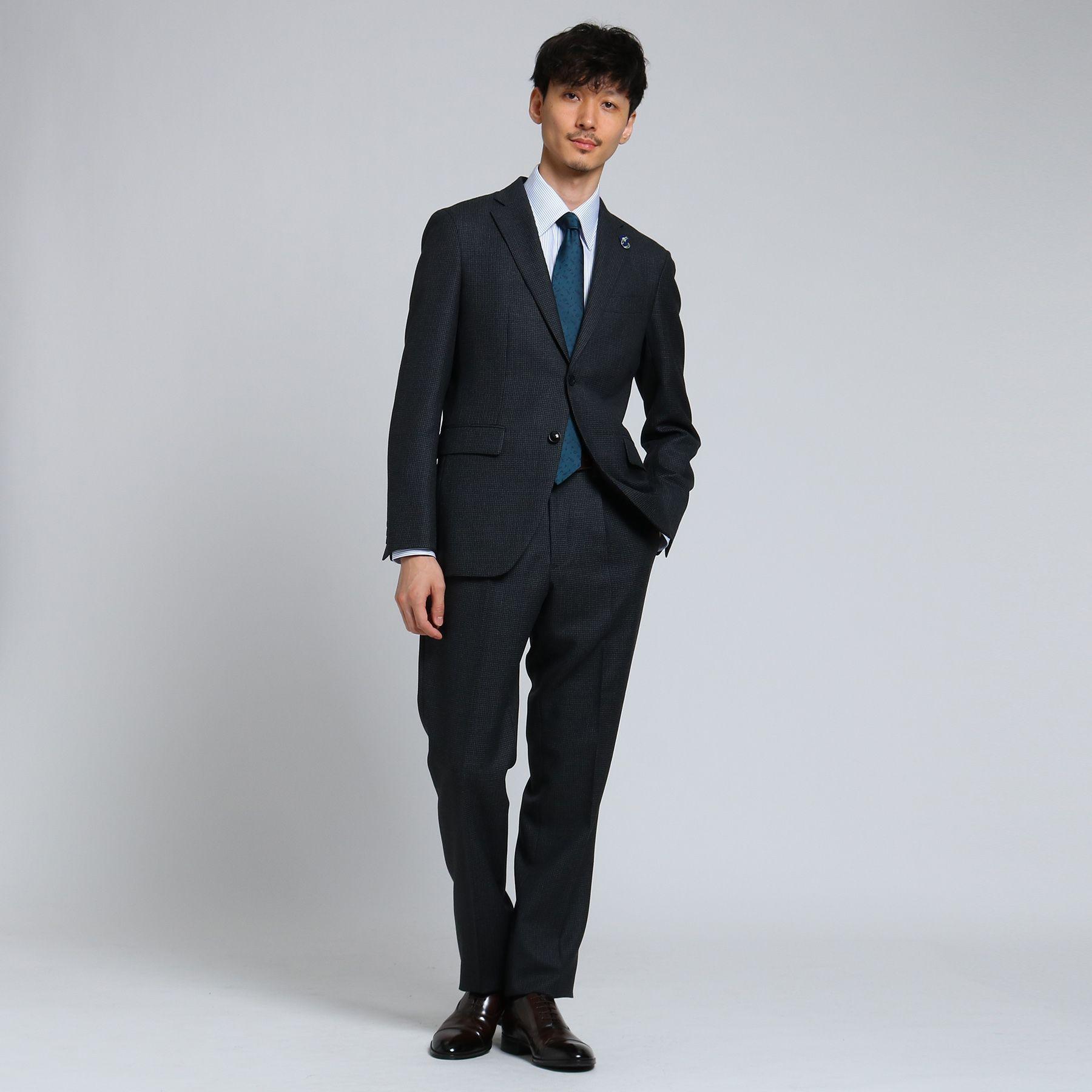 <集英社>【PNJ】番千取 2Bスーツ[ メンズ スーツ ]画像