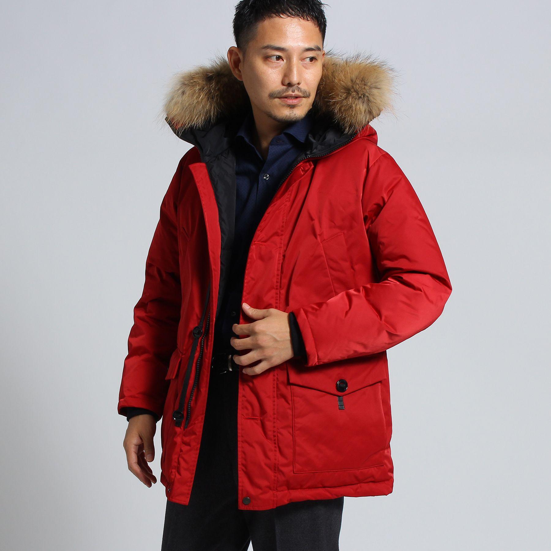 TAKEO KIKUCHI(タケオキクチ:メンズ)/◆ダウンジャケット[ メンズ アウター ダウン ]