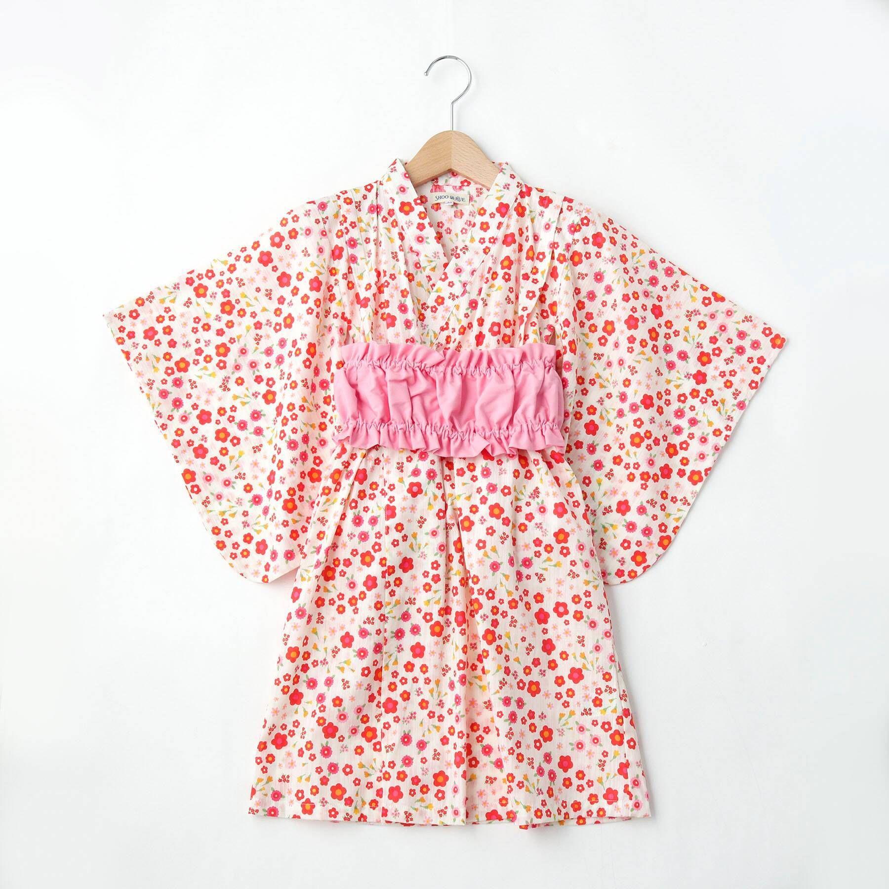 SHOO・LA・RUE/Kids(シューラルー(キッズ))/タキナガレ浴衣ワンピース