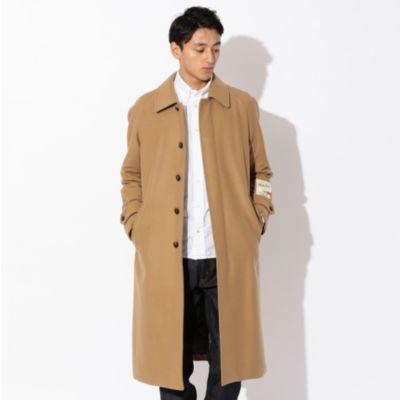 【Rain Wool】Super180'Sバルマカーンダウンコート