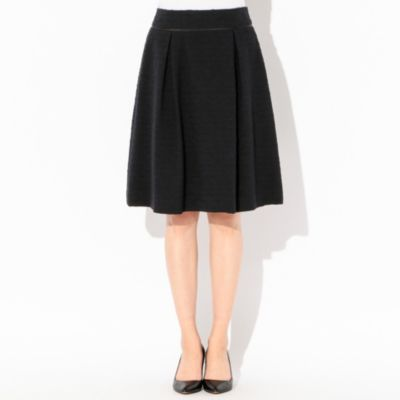 【店舗限定】ライトツイードスカート