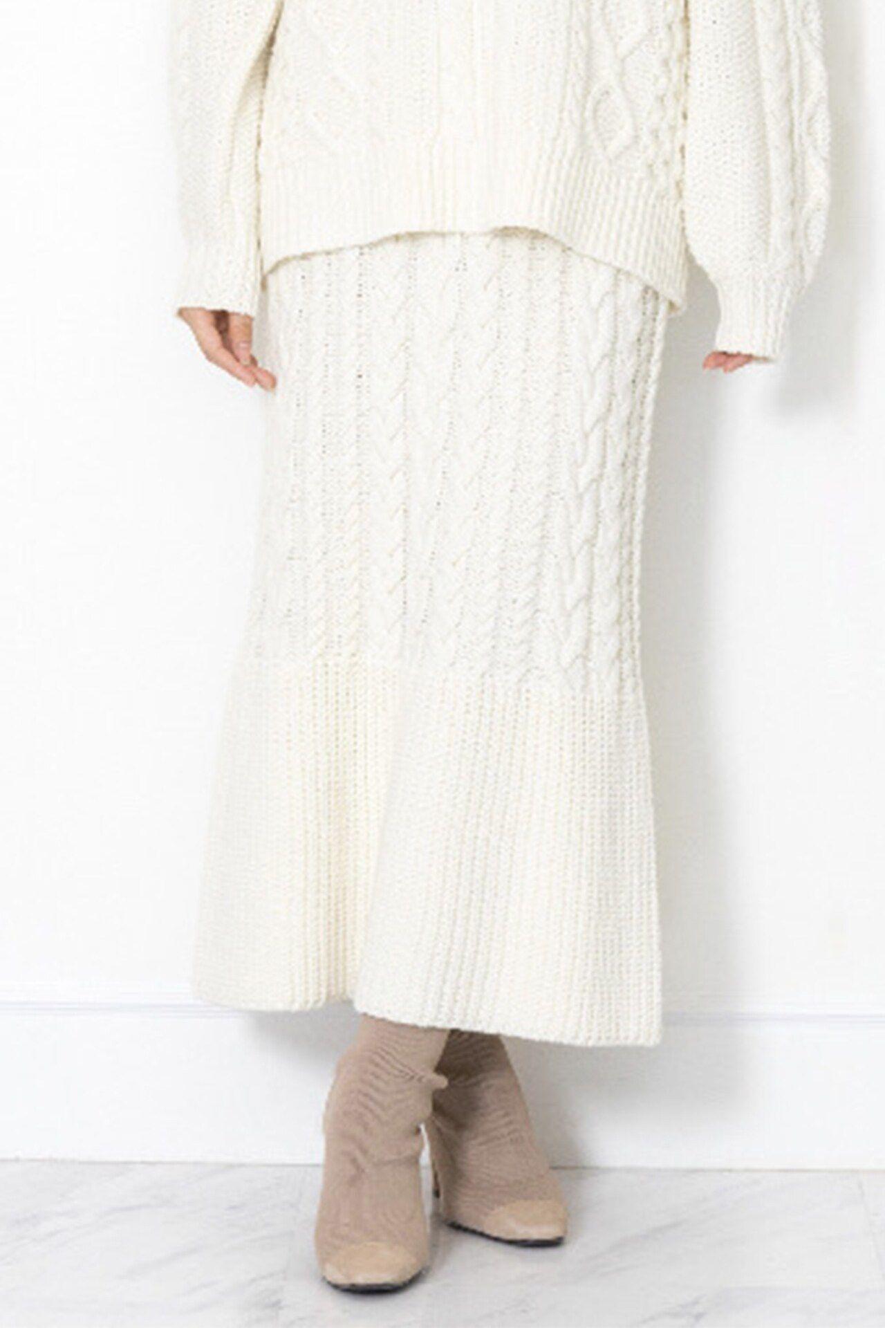 <集英社> JILLSTUART(ジルスチュアート)/◆ドロシーニットスカート