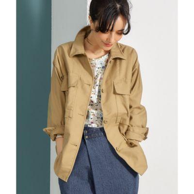 ◆SC ファティーグ シャツジャケット