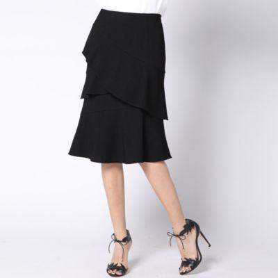 ブッチャーフリルマーメイドスカート
