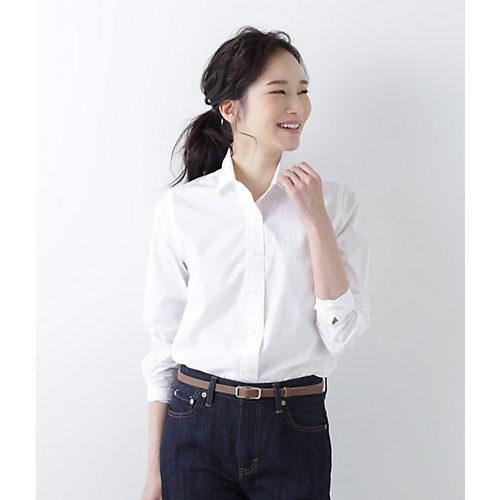NEWYORKER/【ハンサムFit】コンパクトコットンオックスシャツ(コットン100%)/¥12,000+税