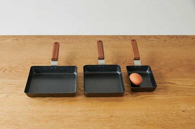 【インテリア雑貨特集】ambai 玉子焼 角 | ambaiの鉄製卵焼き器