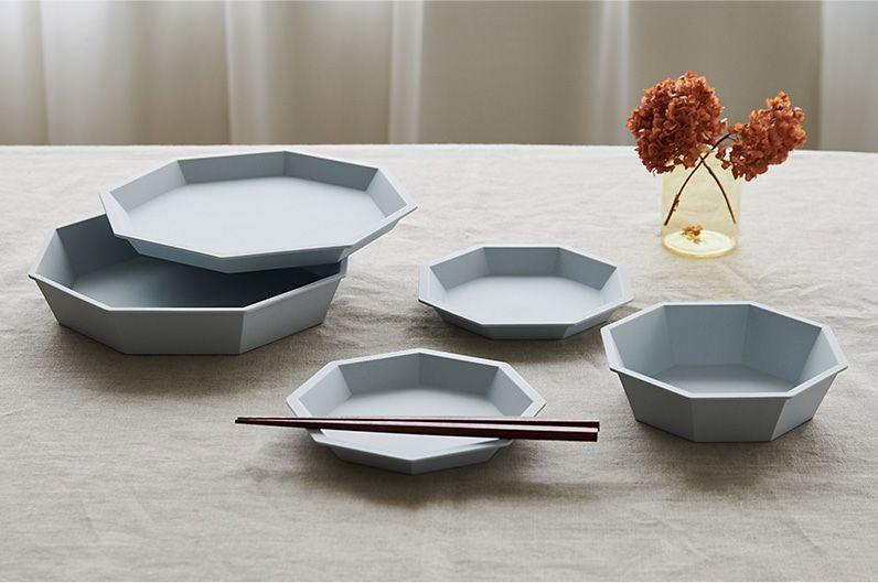 【インテリア雑貨特集】1616 arita japan Anise Plate | TYスタンダードシリーズの新作・アニス