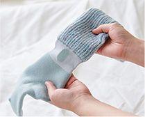 【インテリア雑貨特集】靴下サプリ まるでこたつソックス レディース | メーカー独自開発の特殊保温素材を使用してより暖かさを追求