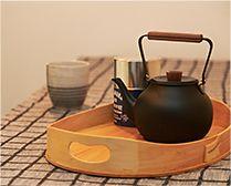 【インテリア雑貨特集】宮崎製作所 ステンレス急須(大) | ちょっとお茶を飲むのに程よい小サイズと愛らしいフォルムのステンレス製急須